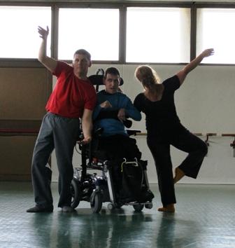 Seminario Di Dance Ability Del 01 Aprile 2017