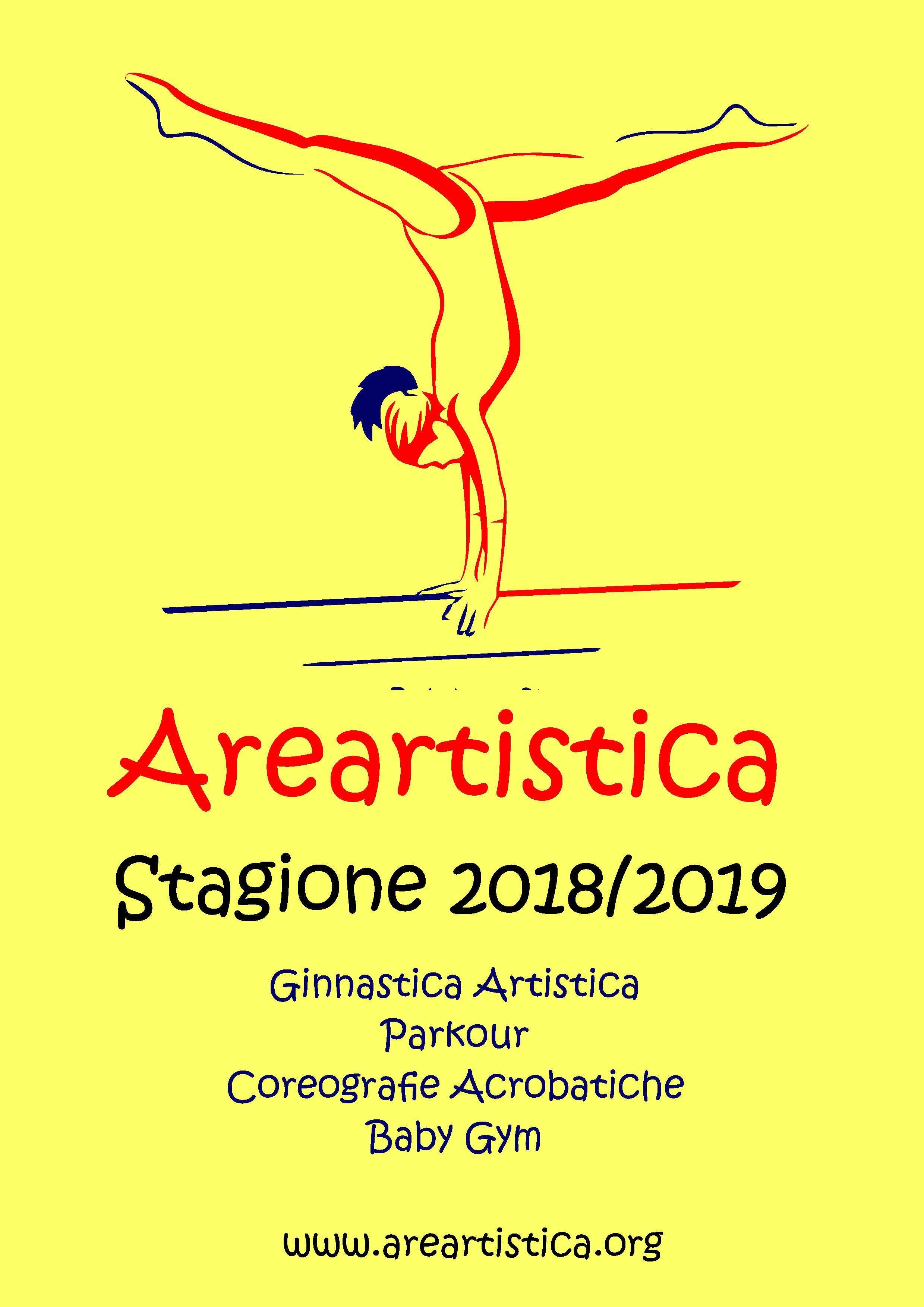 Areartistica Anno Sportivo 2018/2019