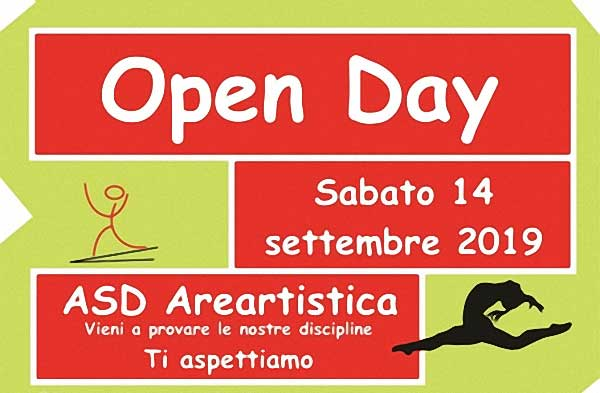 Open Day 14-09-2019
